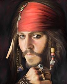 Artists Who Painted Pirates