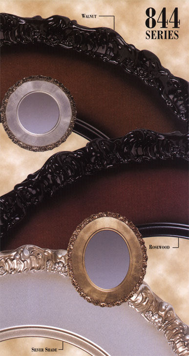 Oval picture frames old fashion photo frame Series 844
