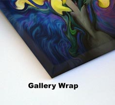 Print on Canvas Gallery Wrap