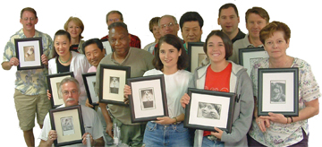 Picture Framing School